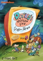Rocko's Modern Life movie poster (1993) picture MOV_3d9b27d9