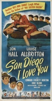 San Diego I Love You movie poster (1944) picture MOV_72d55962