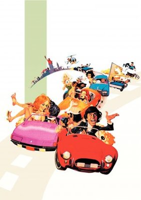 The Gumball Rally movie poster (1976) poster MOV_72d73ab4