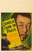 Charlie Chan in Paris movie poster (1935) picture MOV_72dd5401