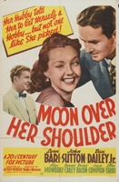 Moon Over Her Shoulder movie poster (1941) picture MOV_72e1ab8e