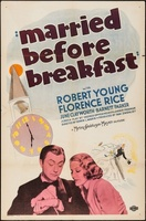 Married Before Breakfast movie poster (1937) picture MOV_72e5747f