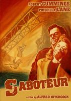 Saboteur movie poster (1942) picture MOV_72e6b2dd