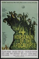 The Four Horsemen of the Apocalypse movie poster (1962) picture MOV_72e85a1b