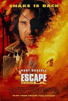 Escape From Los Angeles movie poster (1996) poster MOV_72edaae1