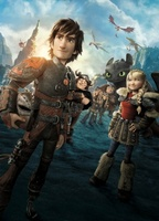 How to Train Your Dragon 2 movie poster (2014) picture MOV_72ef3440
