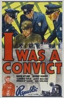 I Was a Convict movie poster (1939) picture MOV_72ef7474