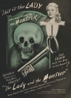 The Lady and the Monster movie poster (1944) picture MOV_72f1cc09