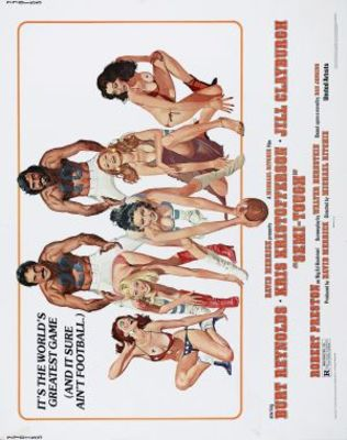 Semi-Tough movie poster (1977) poster MOV_72f8a7e6