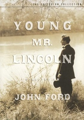 Young Mr. Lincoln movie poster (1939) poster MOV_72fe1b4e
