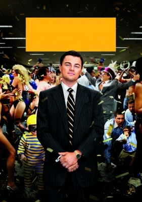 The Wolf of Wall Street movie poster (2013) poster MOV_7300d50a