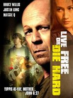 Live Free or Die Hard movie poster (2007) picture MOV_7302a423