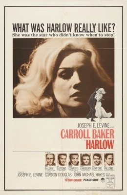 Harlow movie poster (1965) poster MOV_7303c7ab