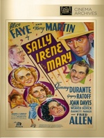 Sally, Irene and Mary movie poster (1938) picture MOV_730dfc38