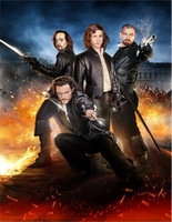 The Three Musketeers movie poster (2011) picture MOV_d2fe7f73