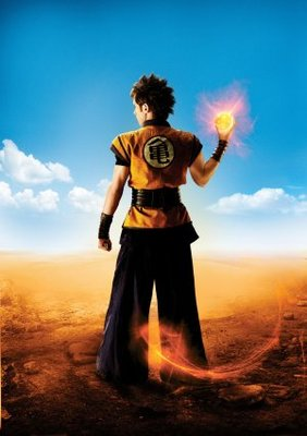 Dragonball Evolution movie poster (2009) poster MOV_7311ea24