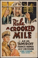 Ride a Crooked Mile movie poster (1938) picture MOV_73139629