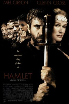 Hamlet movie poster (1990) poster MOV_731505ef