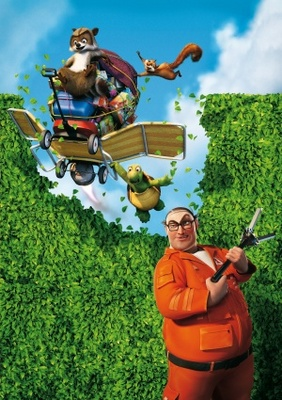 Over The Hedge movie poster (2006) poster MOV_73192c4c