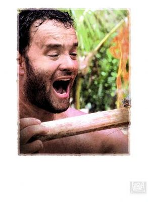 Cast Away movie poster (2000) poster MOV_731d26ba