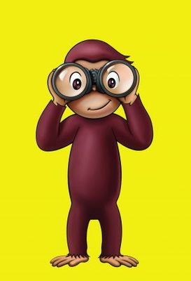 Curious George movie poster (2006) poster MOV_731d591d