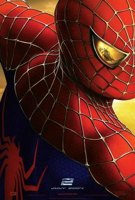 Spider-Man 2 movie poster (2004) poster MOV_7326929f