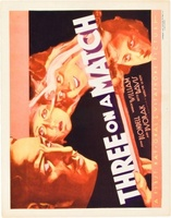 Three on a Match movie poster (1932) picture MOV_732b00d3