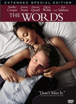 The Words movie poster (2012) poster MOV_732da2b2