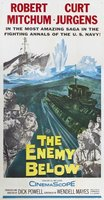 The Enemy Below movie poster (1957) picture MOV_7331ac07