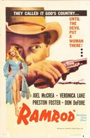 Ramrod movie poster (1947) picture MOV_733210ab