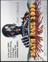 Death Race 2000 movie poster (1975) picture MOV_733673a2