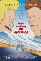 Beavis and Butt-Head Do America movie poster (1996) picture MOV_733687c3