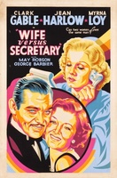 Wife vs. Secretary movie poster (1936) picture MOV_7338a863