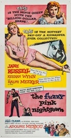 The Fuzzy Pink Nightgown movie poster (1957) picture MOV_733b3ab1
