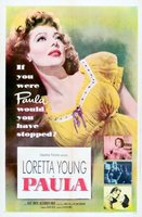 Paula movie poster (1952) picture MOV_733cd375