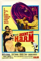 Agent for H.A.R.M. movie poster (1966) picture MOV_734ebd36