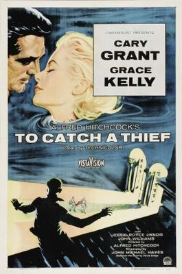To Catch a Thief movie poster (1955) poster MOV_73506d31