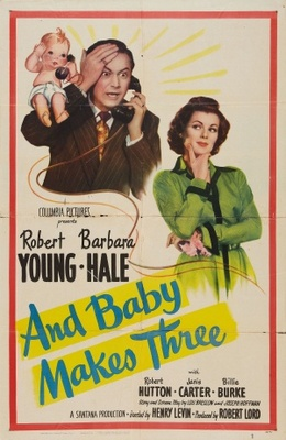 And Baby Makes Three movie poster (1949) poster MOV_73550055