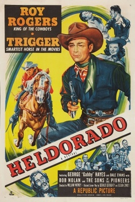 Heldorado movie poster (1946) poster MOV_73597d6b