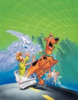 Scooby-Doo and the Cyber Chase movie poster (2001) picture MOV_7359b550