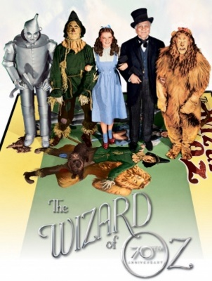 The Wizard of Oz movie poster (1939) poster MOV_735a2962