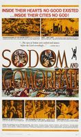 Sodom and Gomorrah movie poster (1962) picture MOV_735aed10