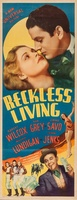 Reckless Living movie poster (1938) picture MOV_735ba74b