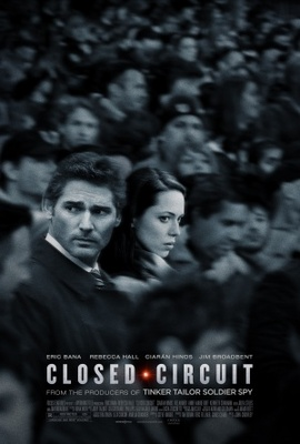 Closed Circuit movie poster (2013) poster MOV_735d1f0f