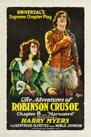 The Adventures of Robinson Crusoe movie poster (1922) picture MOV_bc2fd5f6