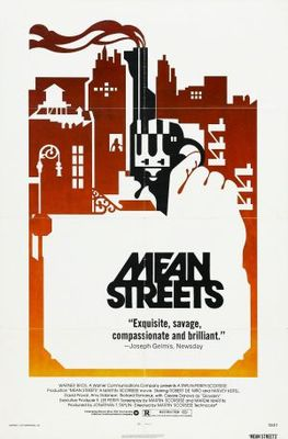 Mean Streets movie poster (1973) poster MOV_736a4267