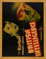 British Intelligence movie poster (1940) picture MOV_736c4b5f