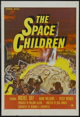 The Space Children movie poster (1958) poster MOV_73735e3f