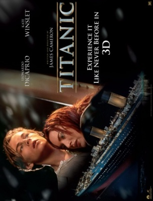 Titanic movie poster (1997) poster MOV_737778d5