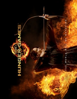 The Hunger Games movie poster (2012) poster MOV_737c6cb5